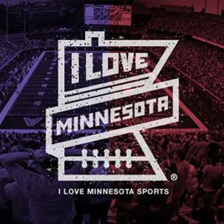 I Love Minnesota Sports