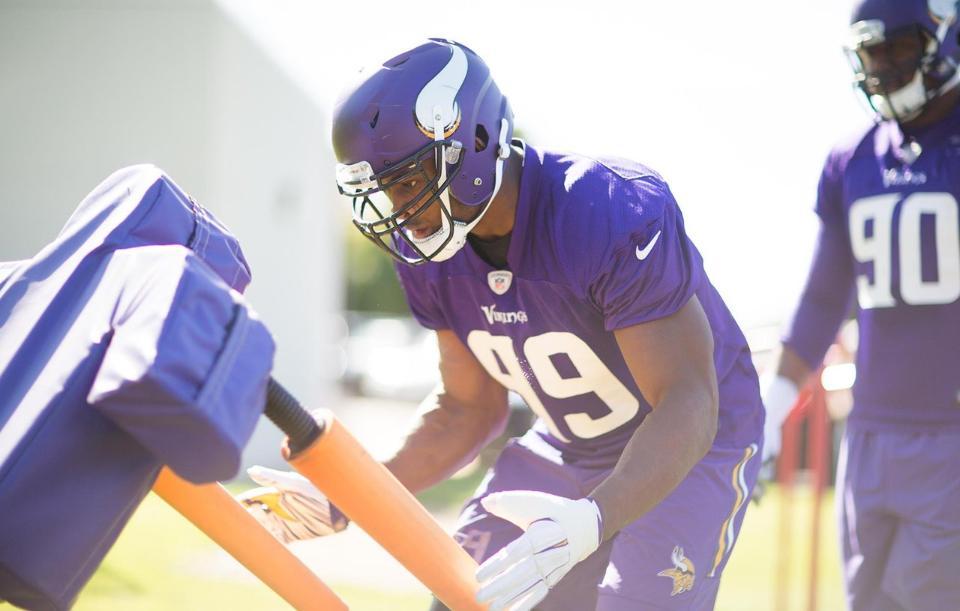 Charles Johnson Inactive Vs Broncos