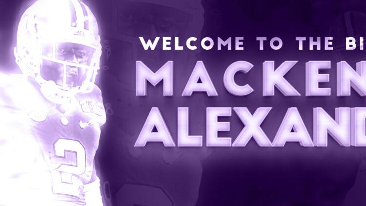 Welcome To The Big Show - Mackensie Alexander