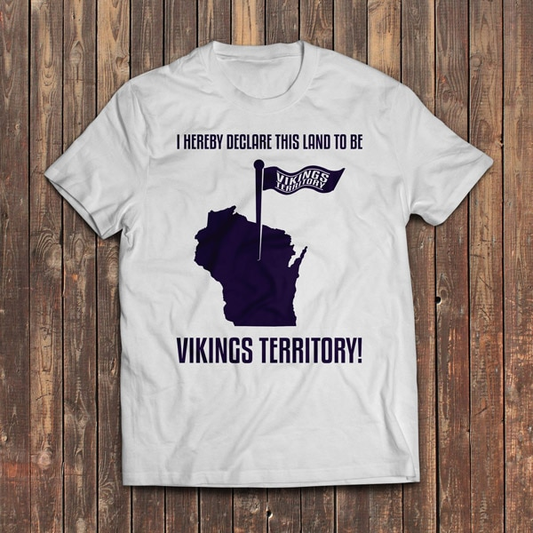 Wisconsin State T-Shirt