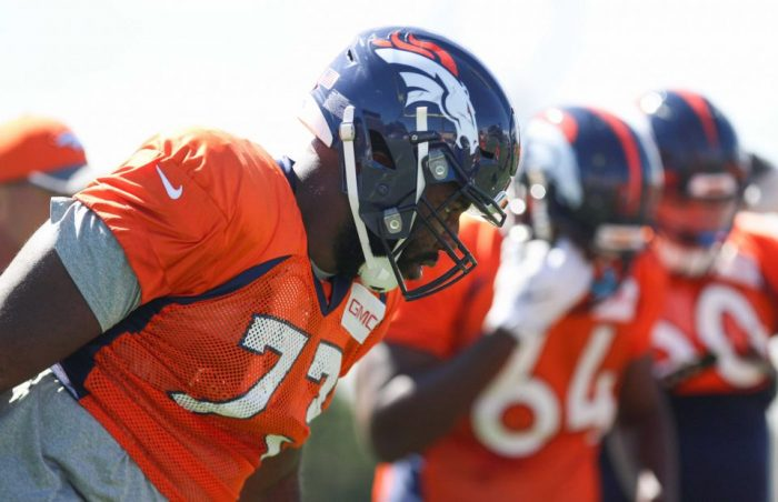 Interest in OT Russell Okung