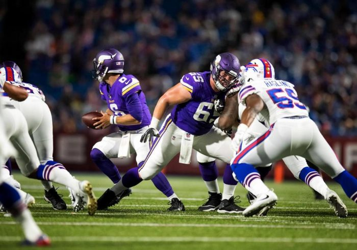 The Long View on Vikings Rookies