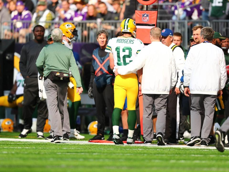 Aaron Packers Rodgers Decisions Week