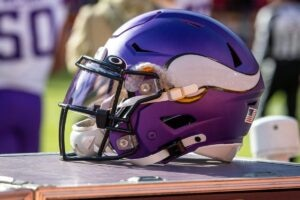 2020 VIkings Helmet