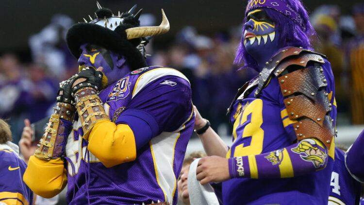 Vikings Fans