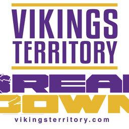 Joe Oberle and Mark Craig Vikings Territory Breakdown Podcast