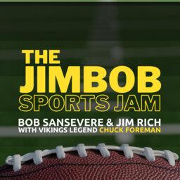 JIMBOB Sports Jam Vikings Segment